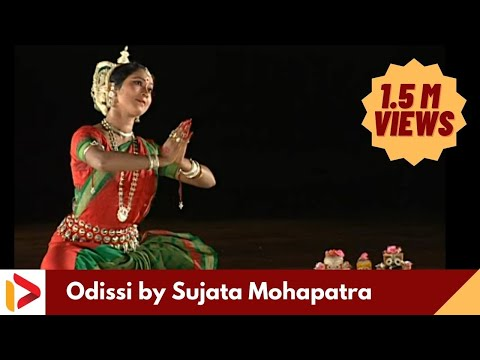 Mangalacharan in Odissi by Sujata Mohapatra - Part I