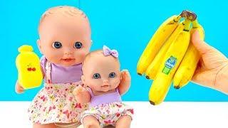 ВИТАМИН РОСТА  Мультик Куклы Пупсики Играем #Какмама Игрушки Для детей