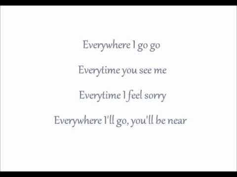 Pony pony run run Everywhere I go - lyrics