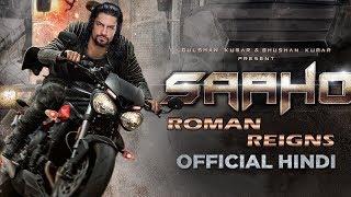 Roman Reigns in Saaho | Prabhas | Shraddha Kapoor | Trailer Spoof