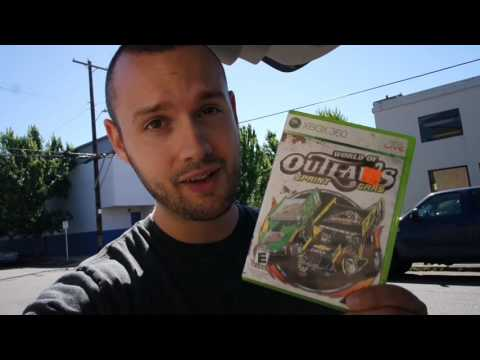 Sourcing w/ Chaz: Video Game Haul & Some Extras!