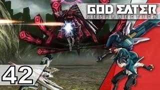 Let's Play God Eater Resurrection | Ep.42 | Un Arda-Nova qui traine