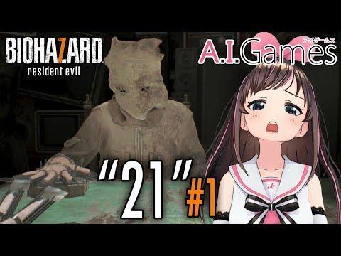 【BIOHAZARD 7 resident evil】 #34 ※閲覧マジで注意!! 死のゲーム『21』開幕・・・【Banned Footage】