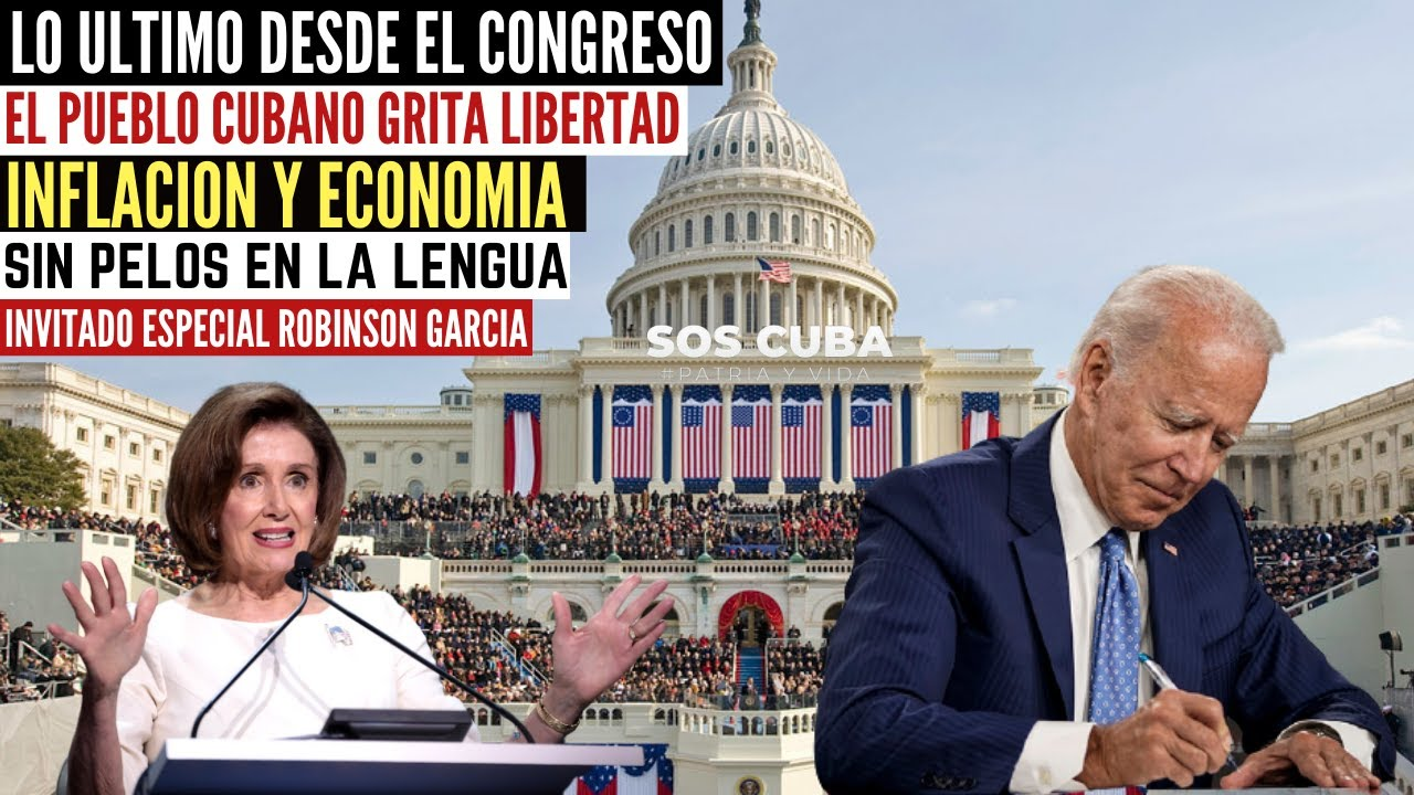 ULTIMA HORA Sin pelos en la lengua Inflacion y Economia - Lo Ultimo protestas en Cuba