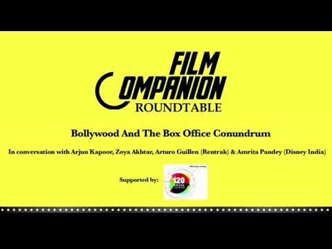 FC Roundtable | Bollywood And The Box Office Conundrum | Film Companion | Jio MAMI 2015