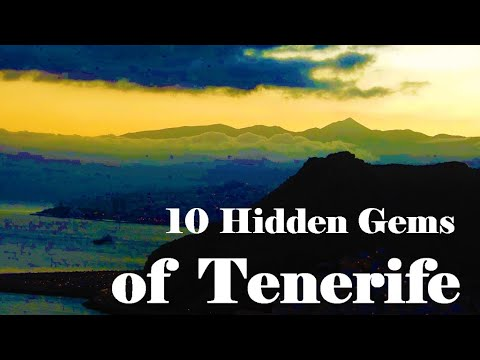 10 Hidden Gems of Tenerife