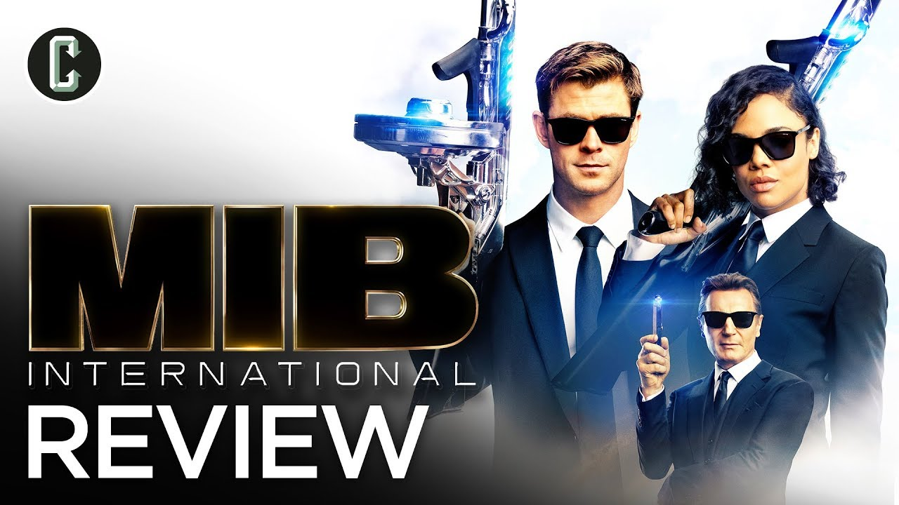 Men In Black International Movie Review