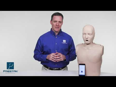 PRESTAN® Professional Adult Series 2000 CPR Manikin