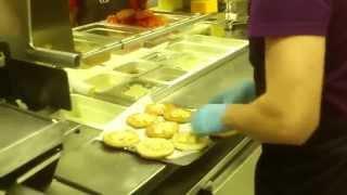 McDonalds кухня