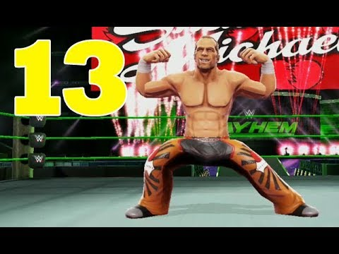 WWE Mayhem - The Heartbreak Kid - Part 13 [Season 5 Episode 3/3] Android