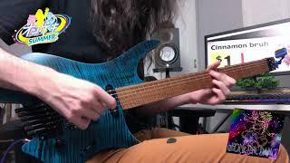 GEOMETRIC DANCE / 山本真央樹 Guitar Cover видео