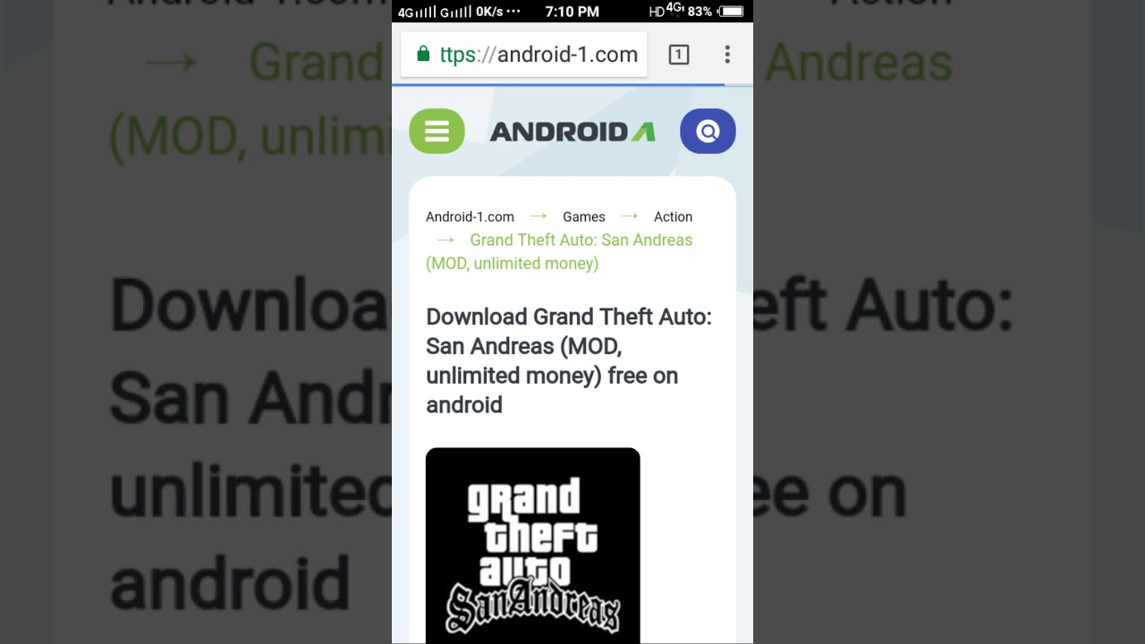 san andreas mod apk android 1