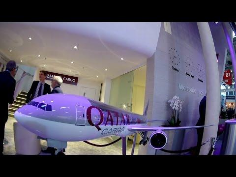 Qatar Airways - Transport Logistics 2017 - Munich