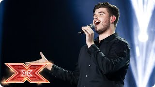 Does Lloyd Macey belong on a chair? | Six Chair Challenge | The X Factor 2017