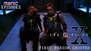 X Files: First Person Shooter (2000) (Manic Episodes)