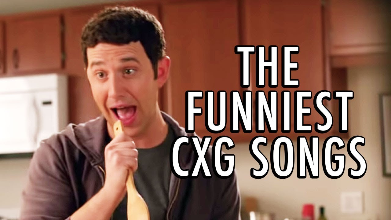 Crazy Ex-Girlfriend Characters Worst Songs - YouTube