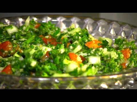 Craig's Kitchen - Tabbouleh Salad - YouTube