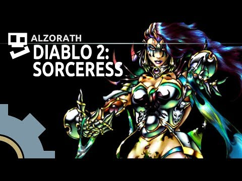 Diablo 2 : Lord of Destruction [13]: Killer Mercenary [ Sorceress | Let's Play | Gameplay ]