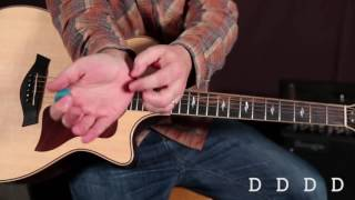 Скачать Marty Schwartz Teaches The Axis Of Awesome 4 Chords Strum Beginner Acoustic Guitar Lesson