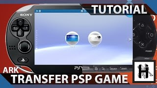 [3.63][EASY] How to install PSP Games On ARK-2