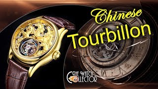 Unboxing of the First Chinese Original Seagull Tourbillon Movement Watch   The Watch Collector