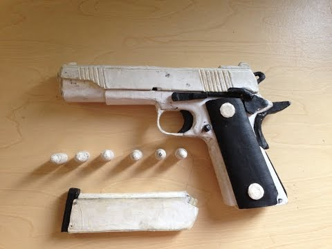 Paper 1911 Ejecting