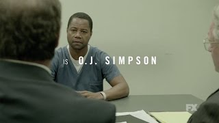 AMERICAN CRIME STORY: THE PEOPLE V OJ SIMPSON Trailer (2016) John Travolta Cuba Gooding Jr FX HD