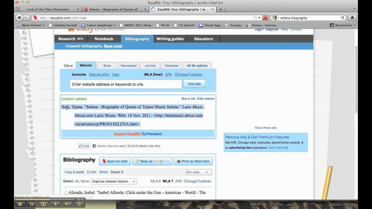 easybib tutorial easybib tutorial