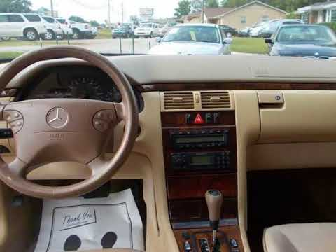 2000 Mercedes-Benz E-Class 4dr Sdn 3.2L (Spartanburg, South Carolina)