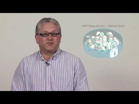 Chris Shore explains the new security webinars from ARM. For more info: http://www.arm.com/securitywebinars . Register at: https://attendee.gotowebinar.com/rt/2272115864682621188