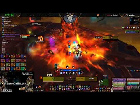 Instinct vs. Aggramar Mythic (Balance Druid PoV) Thumbnail