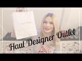 Haul Designer Outlet   Michael Kors   Calvin Klein   Karls Erlebnishof   AnneC