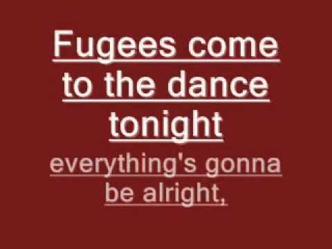 fugees no woman no cry lyrics