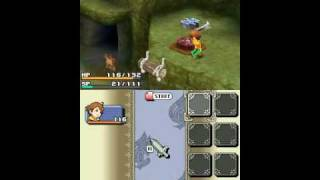Final Fantasy Crystal Chronicles Ring of Fates DS Gameplay