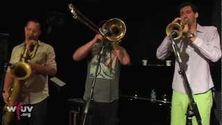 "Antibalas - ""Dirty Money"" (Live at WFUV)"