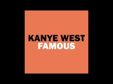 Kanye West- Famous ( 2016) Audio With Lyrics