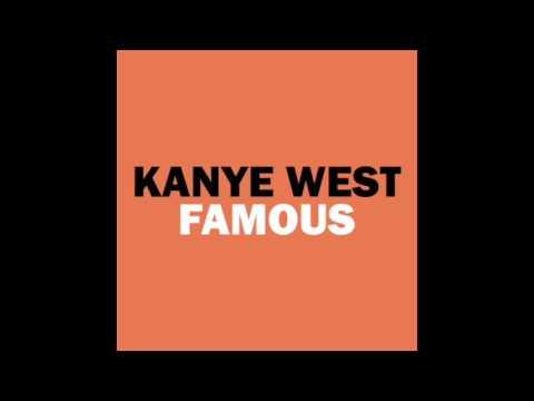 Kanye West- Famous ( 2016) audio with lyrics