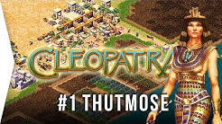 Pharaoh Cleopatra ► #1 Thutmose in the Valley - [1080p HD Widescreen] - Let's Play Game