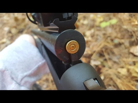 357 Magnum rifle Velocity test data for deer hunting/Chronograph