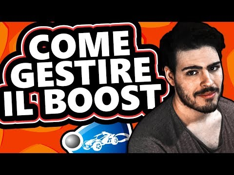 COME GESTIRE AL MEGLIO IL BOOST SU ROCKET LEAGUE! thumbnail