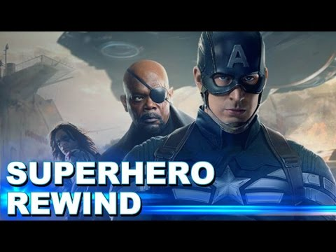 Superhero Rewind | Captain America: The Winter Soldier Review