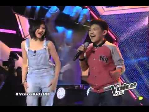 Darren Espanto sings Domino in The Voice Kids (BA)