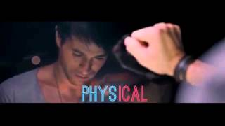 Enrique Iglesias Ft. Jennifer Lopez - Physical (With Lyrics)