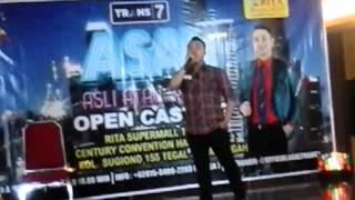 ARIE ARKA SABIL - AUDISI ASAL (2016)