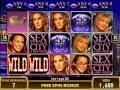 SEX AND THE CITY: A BIG NIGHT Video Slot Game with a FREE SPIN BONUS