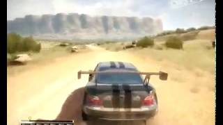 most amazing flip car DIRT 2 drakkar + startimes