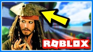 how to get captain jacks hat roblox buried treasure event pirates of the caribbean