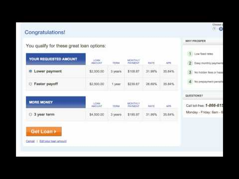 Prosper Loan Reviews. from YouTube · Duration:  46 seconds  · 109 views · uploaded on 2/16/2013 · uploaded by suraj joshi