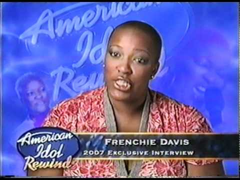 American Idol's Frenchie Davis (Part 1) Broadway/Grammy DIVA