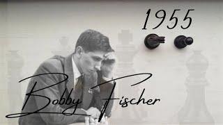 Bobby Fischer's First Tournament Game
